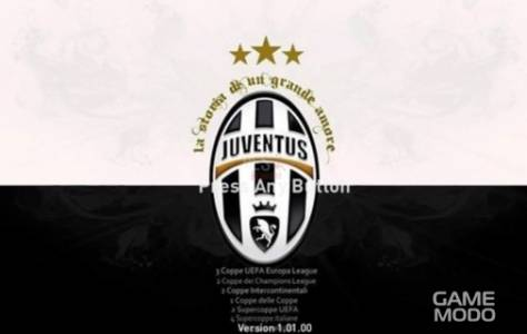 Juventus Graphic Menu