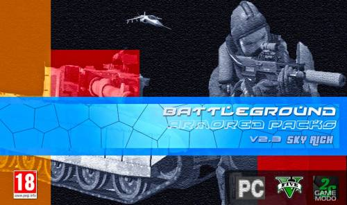 Battleground: Armored Packs