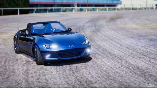 Mazda MX 5 Ultimate Edition